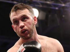 Olympian Fred Evans rekindles his hunger and unbeaten Maredudd Thomas ticks on