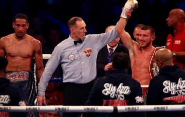 Liam Williams hunts Alantez Fox to set up world title shot